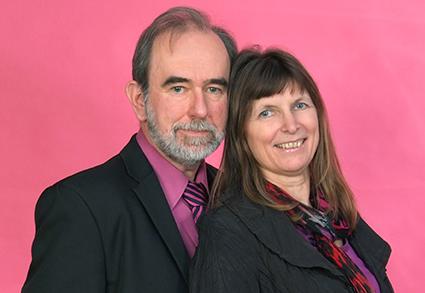 Andrea und Werner