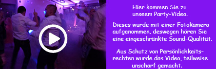 Partyband und Hochzeitsband in Nürnberg