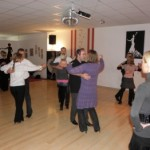 Tanz-Workshop bei Isabell Edvardson