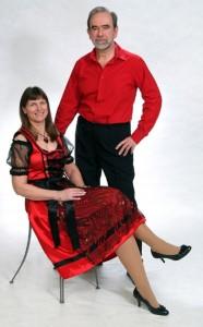 Hochzeits-Musik-Duo in Tracht