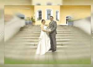 Hochzeitsbild Sonja