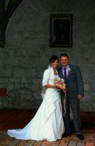 Danksagung an Hochzeits-Musik-Duo Cara