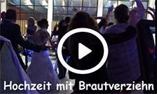 Livebands und Partyband in München Hochzeit mit Brautverziehen